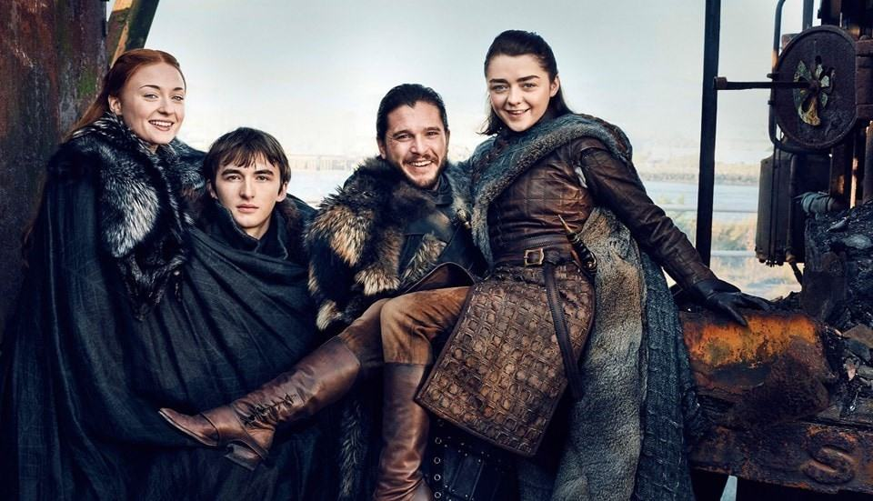 Game Of Thrones Final Sezon Yaklaşıyor